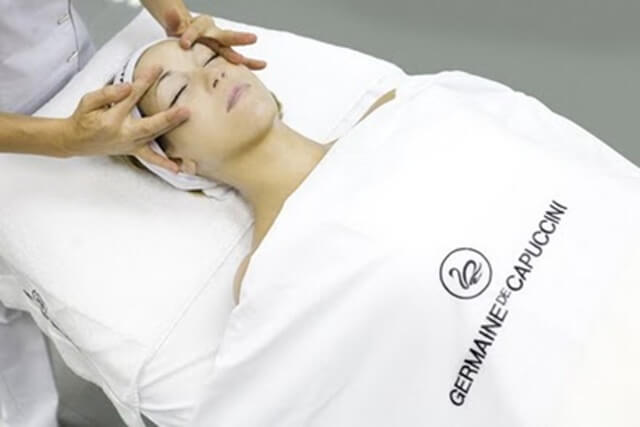 ger de cap facial treatment